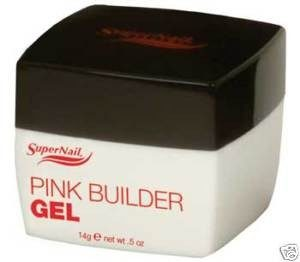 Gel French White Gel Supernail  USA 14Gr