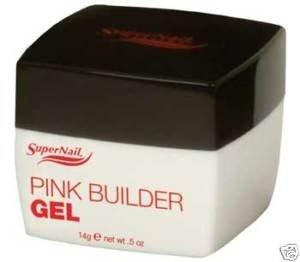 Gel Costruzione Pink Builder Supernail USA 14Gr