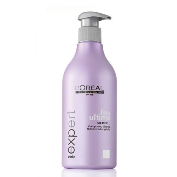 Shampoo serie professionnel Liss Ultime 500 ml