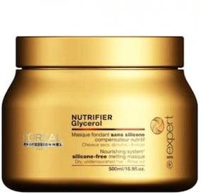 L'Oreal maschera per capelli Nutrifier (ex Intense Repair) 500 ml