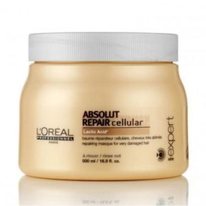 L'Oreal maschera per capelli Absolut Repair Cellular 500 ml