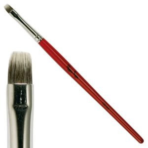 Pennello per Labbra Professionale 5 mm