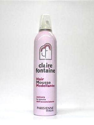 Claire Fontaine Hair Mousse Modellante 400 ml