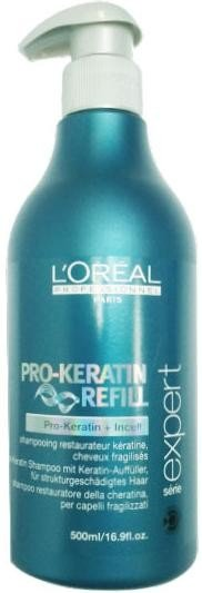 L'Oreal Shampoo serie professionnel Pro Keratine 500 ml
