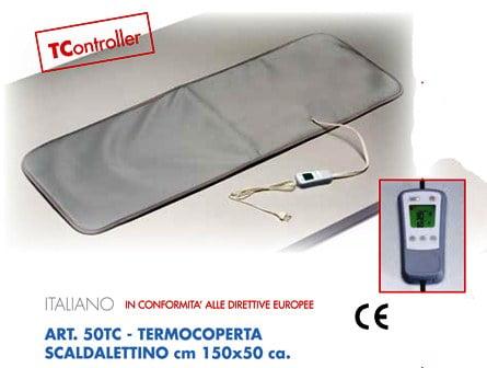 Termocoperte Professionali Per Estetica.Coperta Termica Singola Silme Italy Accademia Nicotra Estetica