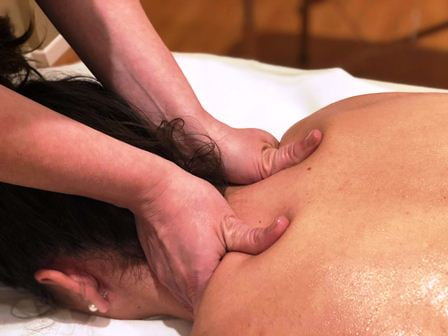 La Riflessologia nel Massaggio