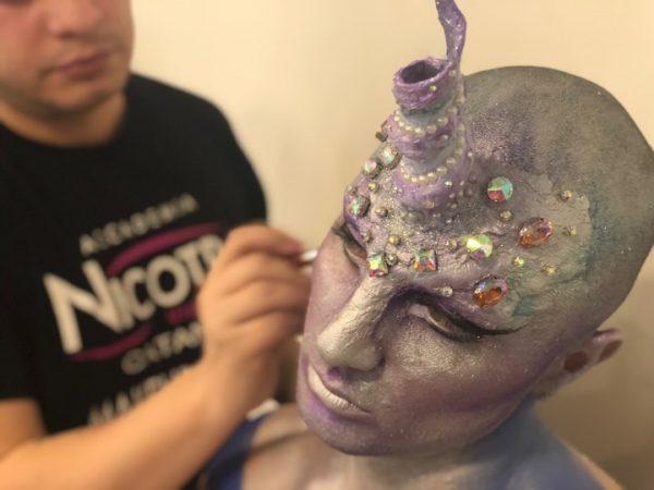 la mia esperienza con il make up
